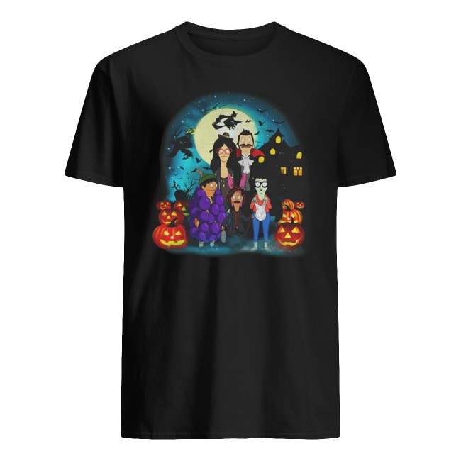 Halloween bob's burgers the belcher family men's shirt