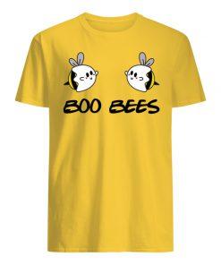 Halloween ghost boobs boo bees men's shirt