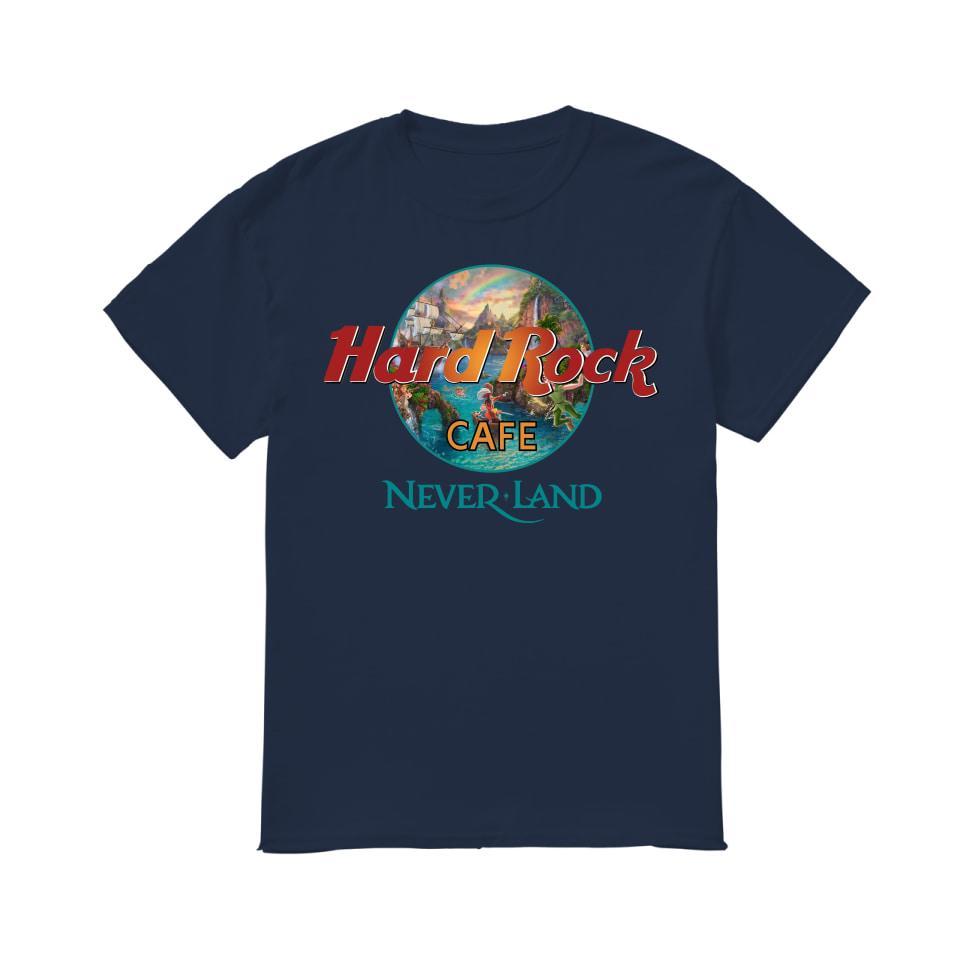 Hard rock cafe neverland men's shirt