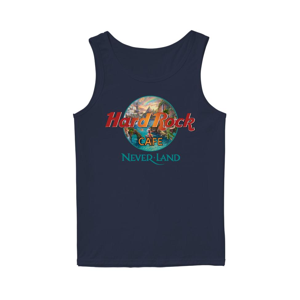 Hard rock cafe neverland tank top