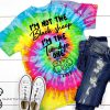 I'm not the black sheep I'm the tie dyed one tie-dye shirt