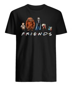 Labyrinth characters friends tv show men's shirt