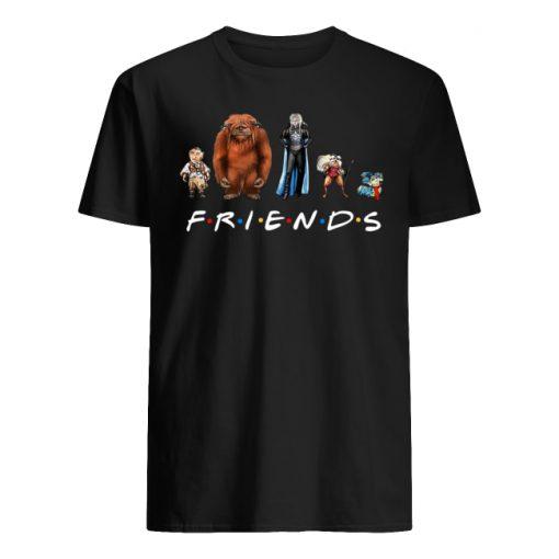Labyrinth characters friends tv show men's shirt
