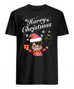 Merry christmas harry potter harry christmas men's shirt