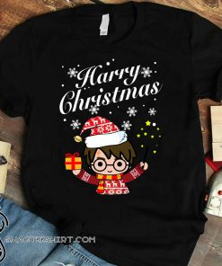Merry christmas harry potter harry christmas shirt