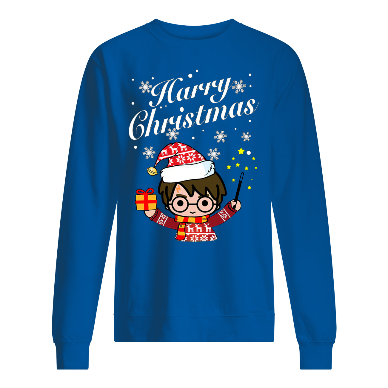 Merry christmas harry potter harry christmas sweatshirt