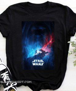Star wars the rise of skywalker poster shirt