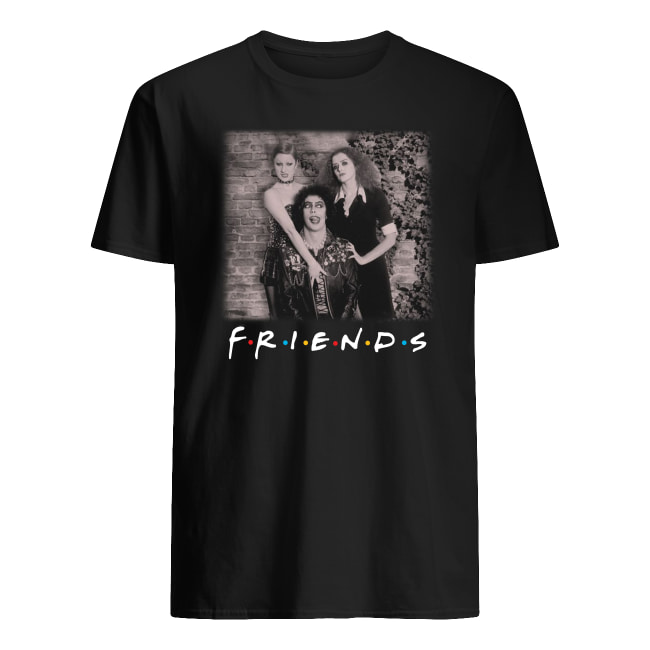 The rocky horror picture show friends movie men's shirt