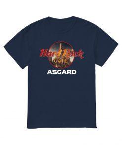 Thor asgard hard rock cafe asgard men's shirt