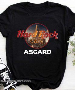 Thor asgard hard rock cafe asgard shirt