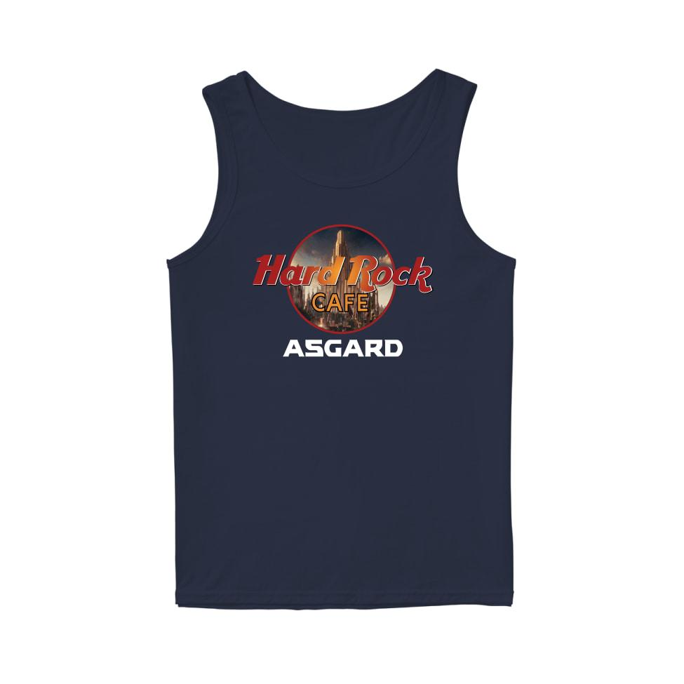 Thor asgard hard rock cafe asgard tank top