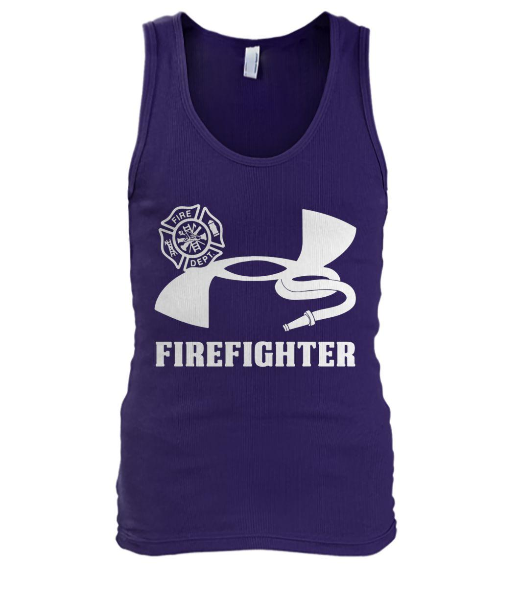 Under armour firefighter tank top