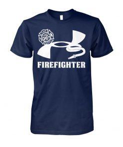 Under armour firefighter unisex cotton tee