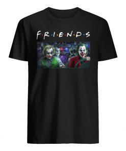 Friends tv show joker all version mens shirt