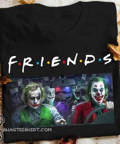 Friends tv show joker all version shirt