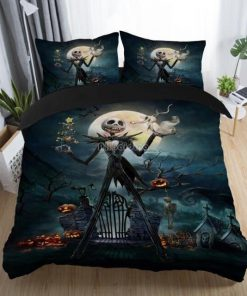 The nightmare before christmas bedding set - 1