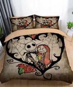 The nightmare before christmas bedding set - 2