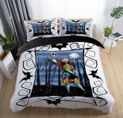 The nightmare before christmas bedding set - 4