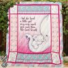 And she loved a little girl very very much elephant quilt