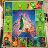 Christmas the grinch quilt