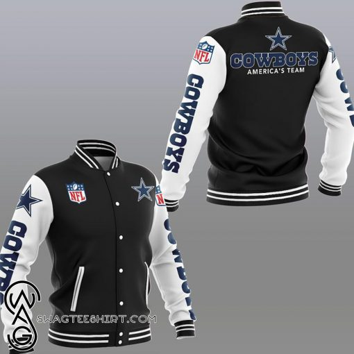 Dallas cowboys america's team 3d jacket