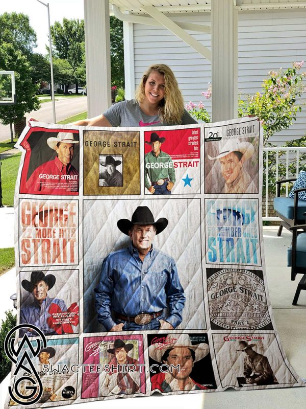 George strait complication albums quilt