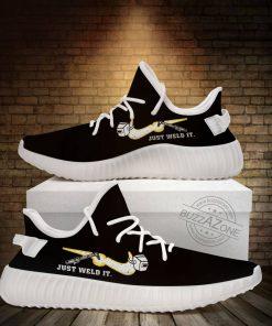 Just weld it custom yeezy sneakers 2