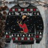 The emperor's new groove no touchy ugly christmas sweater