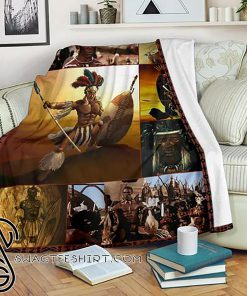 African culture blanket