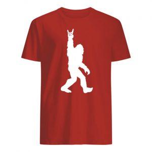 Bigfoot victory signature champion mens shirt