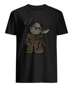 Lil homie baby yoda mens shirt