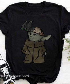 Lil homie baby yoda shirt