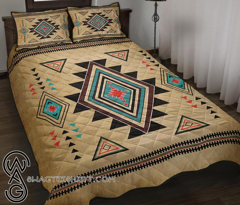 South West Native American Quilt