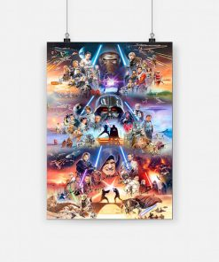 Star wars the rise of skywalker movie poster 1