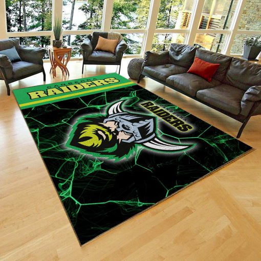Canberra raiders all over print rug 4