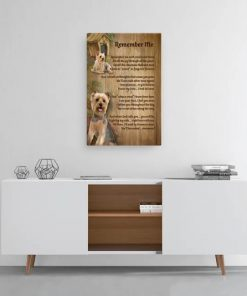 Yorkshire remember me canvas 1