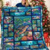 Save the sea turtle quilt