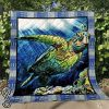 Save the sea turtles quilt