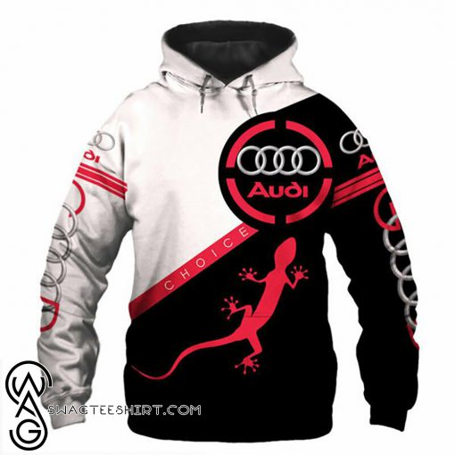 Audi choice full printing shirt
