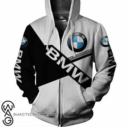 BMW car all over printed shirt