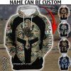 Custom united states navy camo all over printed shirt
