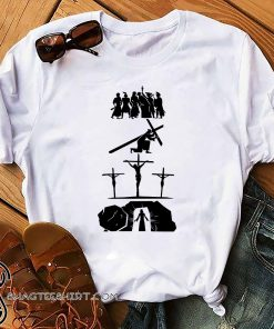 Jesus he is risen shirt