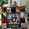 Kid rock 30th anniversary thank you for the memories full printing blanket