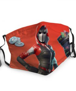 Ace starter pack fortnite anti-dust cotton face mask 1