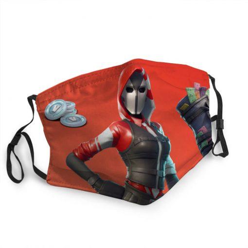 Ace starter pack fortnite anti-dust cotton face mask 3