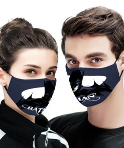 Batman full printing face mask 4
