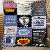 One tree hill people always leave full printing quilt