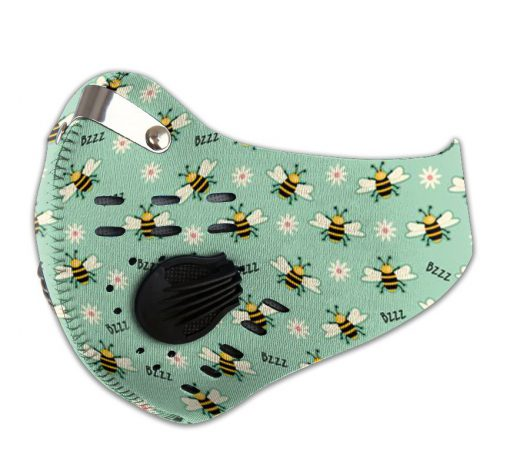 Spring bee carbon pm 2,5 face mask 1