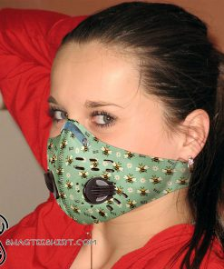 Spring bee carbon pm 2,5 face mask