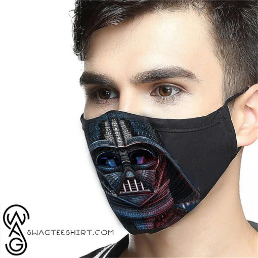 Star wars darth vader anti-dust cotton face mask